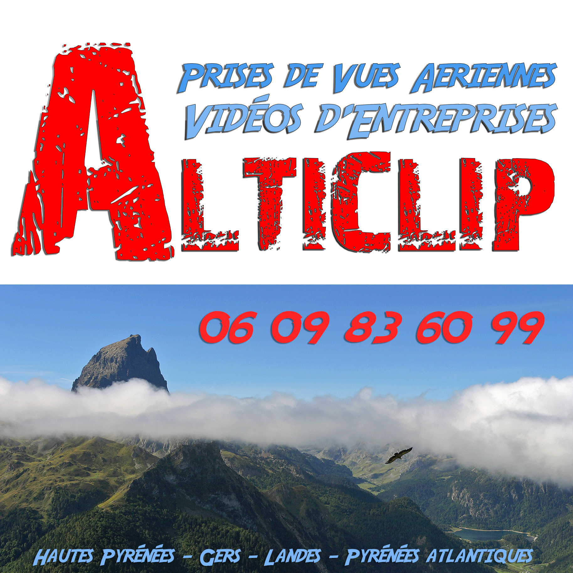 Photographie et video aerienne Gironde