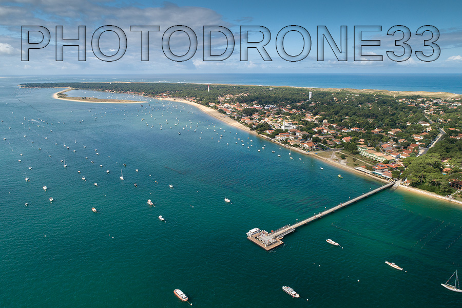 Photographie aérienne par drone en Gironde