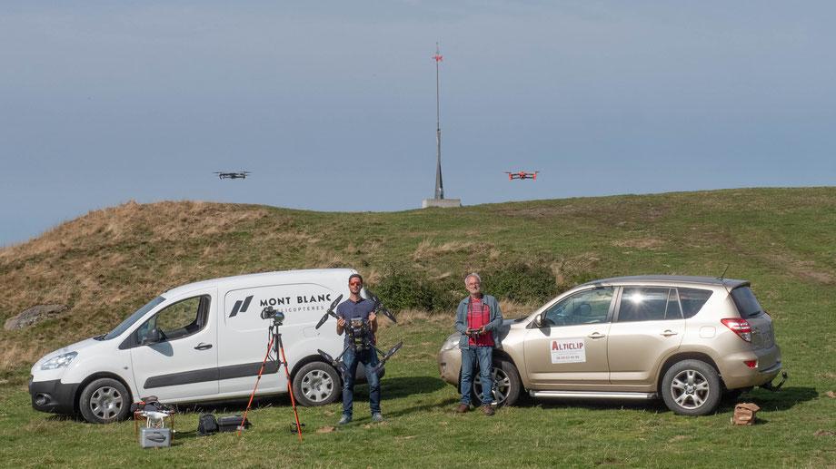 Centre de formation télépilotes de drones Tarbes - Lourdes - Pau