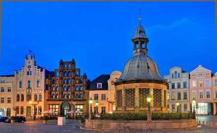 Marktplatz von Wismar