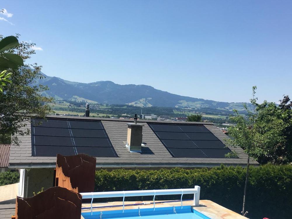 PV-Indachanlage - Thun