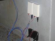 測定子機の設置場所例