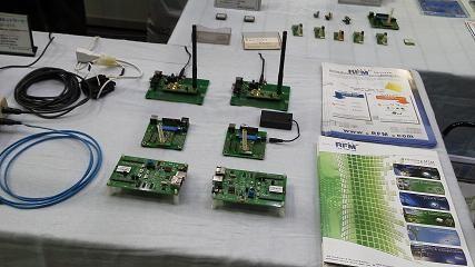 新型ZigBeePro無線モジュールZPM3570シリーズ