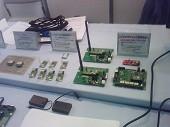 950MHz帯~2.4GHz帯の無線モジュールです