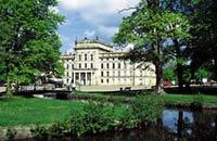 Ausflugsziel vom Jagdschloss Friedrichsmoor - Schloss Ludwigslust