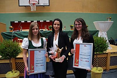 WIR-Lehrlingsaward Verleihung 2014 - Siegerfoto