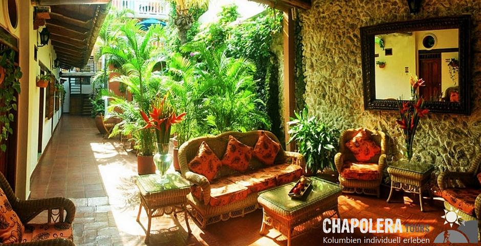 Boutique Hotel Tres Banderas Cartagena - Kolumbien