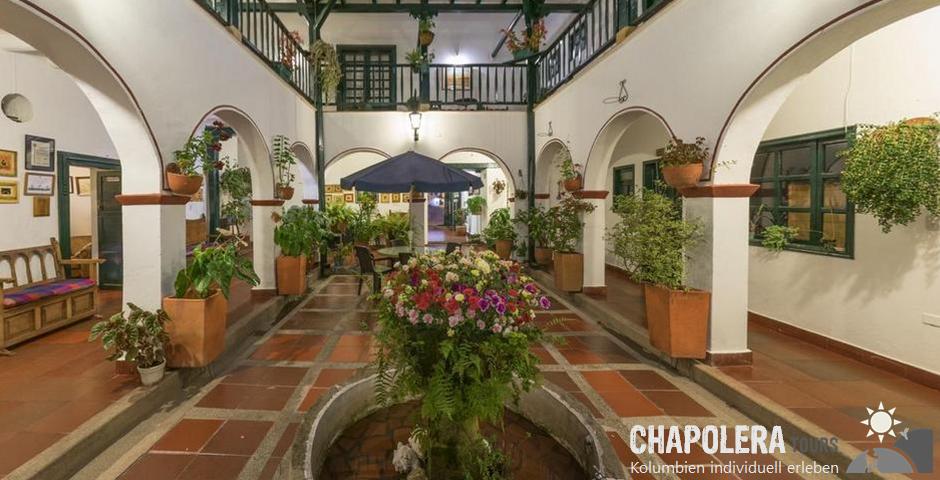 Hotel Roca Villa de Leyva - Kolumbien