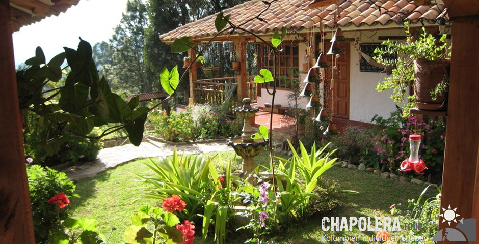 Hostel Renacer Colombia Highlands Villa de Leyva - Kolumbien