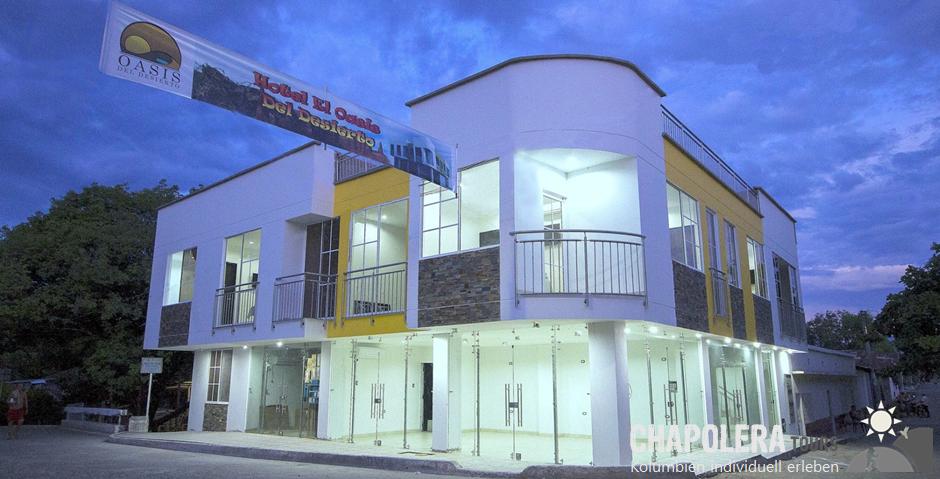 Hotel Oasis de la Tatacoa - Villavieja Tatacoa Wüste