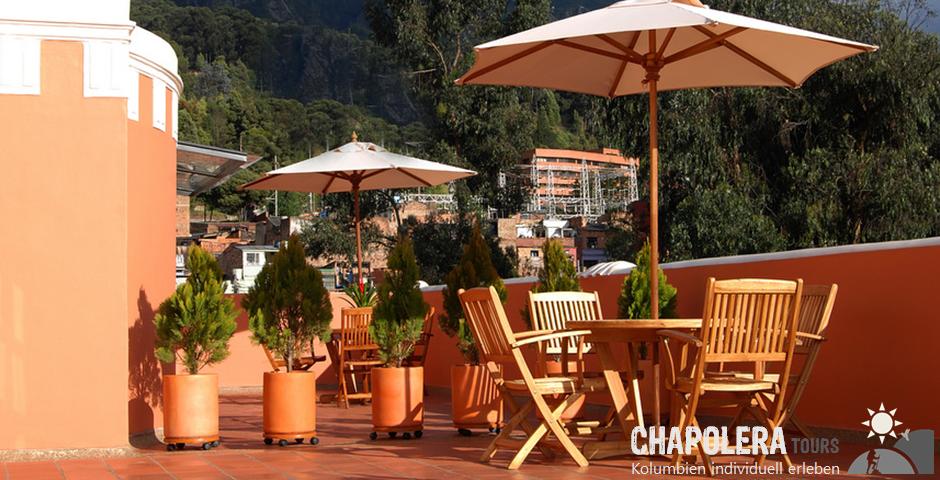 Hotel Casa Deco Bogota