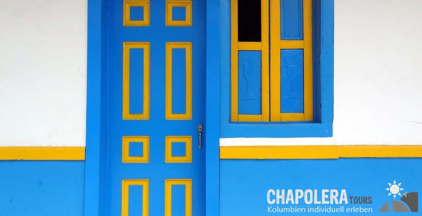 22 Tage Erlebnisreise - die Schätze Kolumbiens (Foto: Koloniale Altstadt Cartagena)