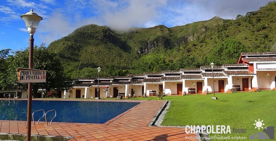 Hotel El Refugio Tierradentro - San Andres de Pisimbala - Kolumbien