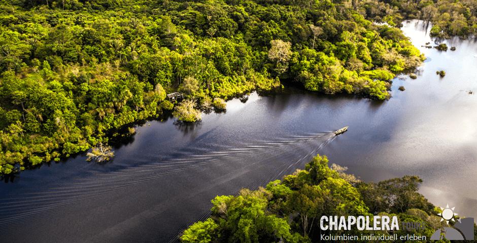 Kolumbien Abenteuerreisen, Naturreisen & Expeditionen