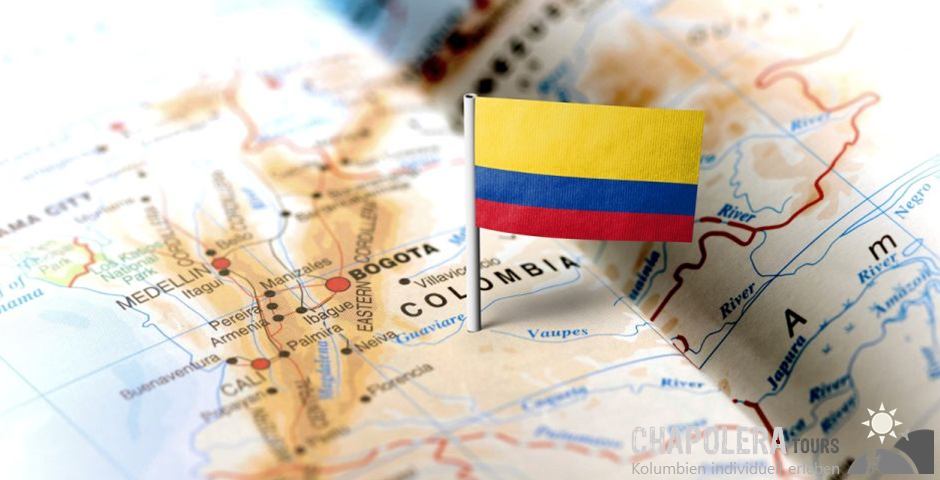 Kolumbien Reiseziele & Regionen