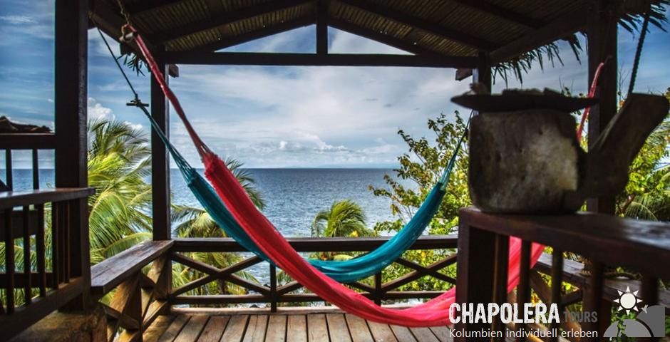 Hotel Eco Lodge Piedrapiedra Nuqui - Kolumbien