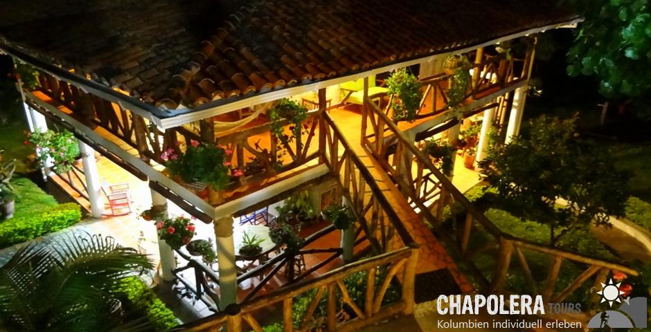 Akawanka Lodge San Agustin - Kolumbien