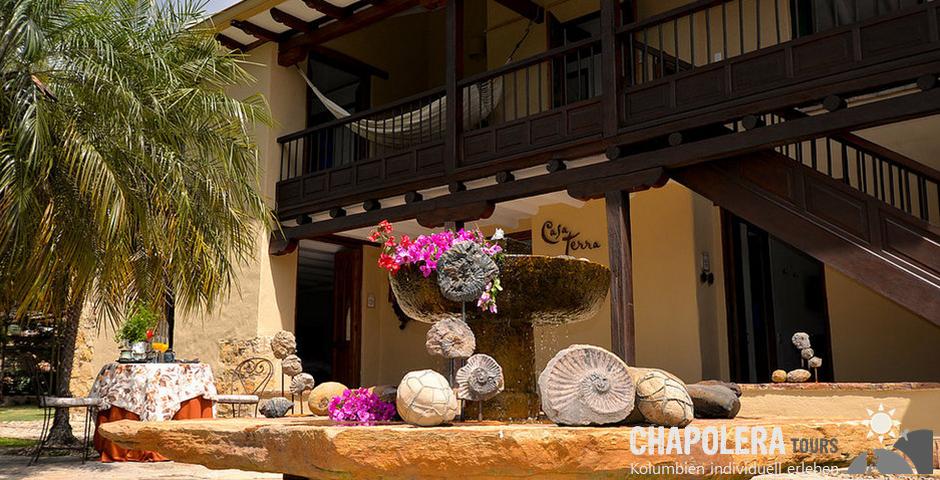 Hotel Terra Villa de Leyva - Kolumbien