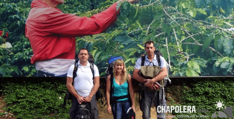 Reisebausteine Kolumbien