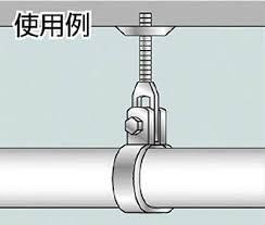 竪樋取付例