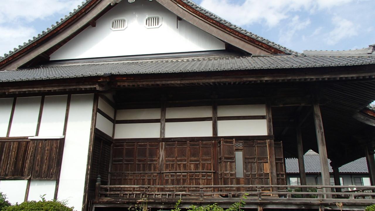 垂井町 お寺 外壁工事