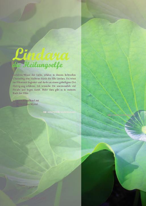 Die Heilerelfe Lindara schenkt Deinem Körper Heilung