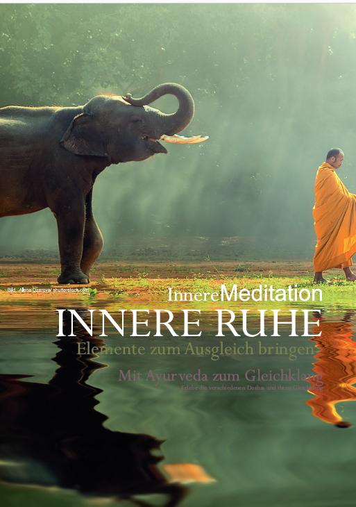 Tiefe innere Meditation durch den Ausgleich der Energien