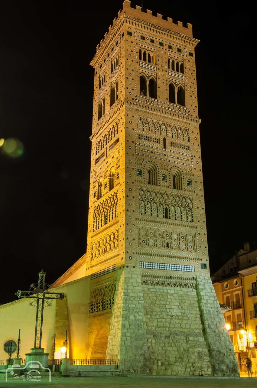 Torre de San Martin, Teruel