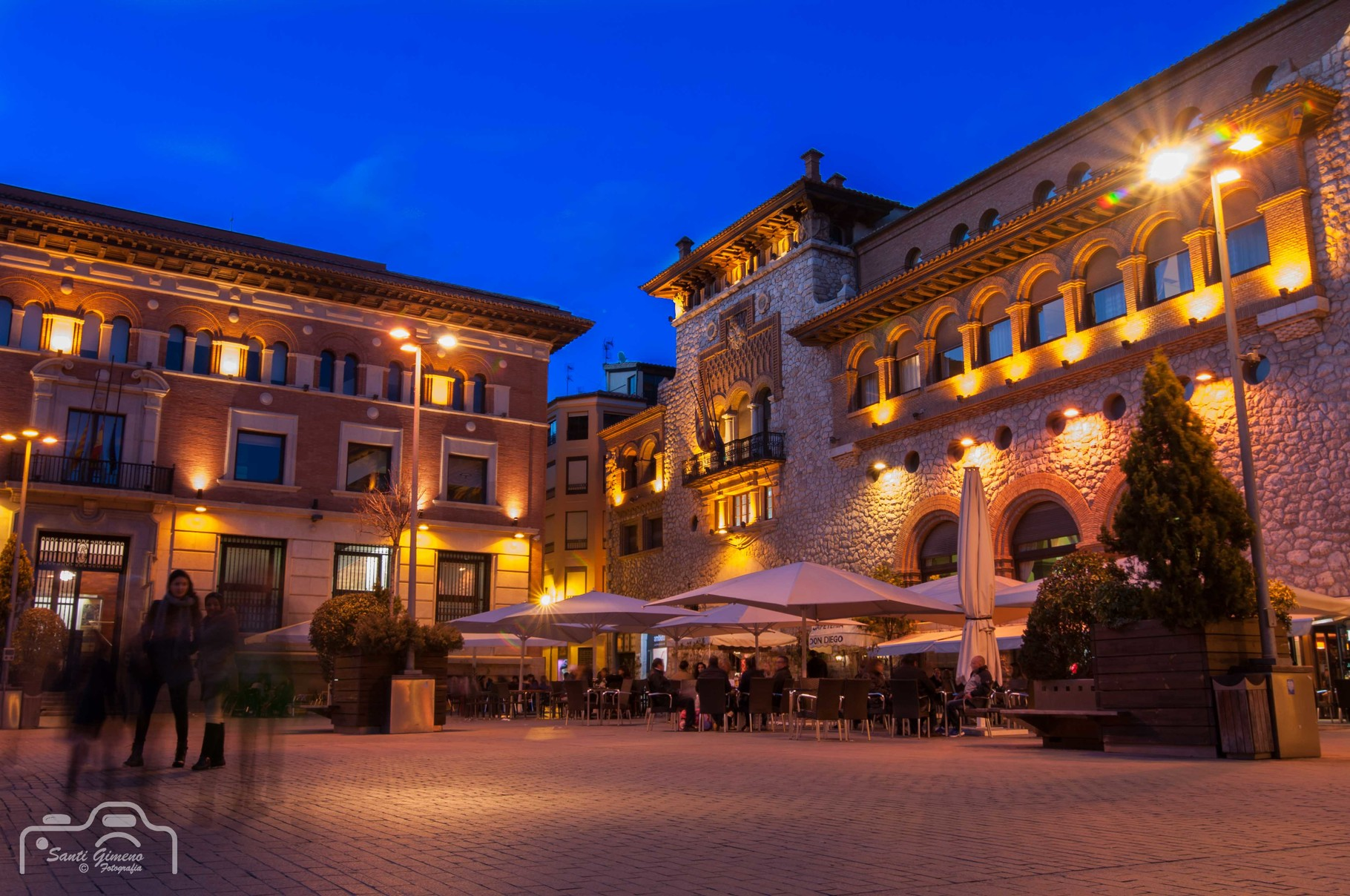 Plaza San Juan, Teruel
