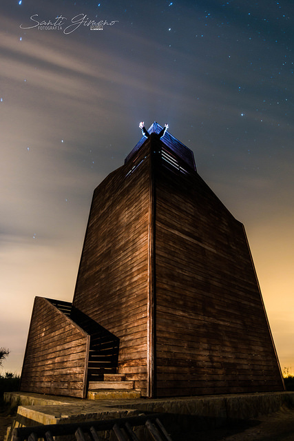 Torre zigurat, Delta de l' Ebre