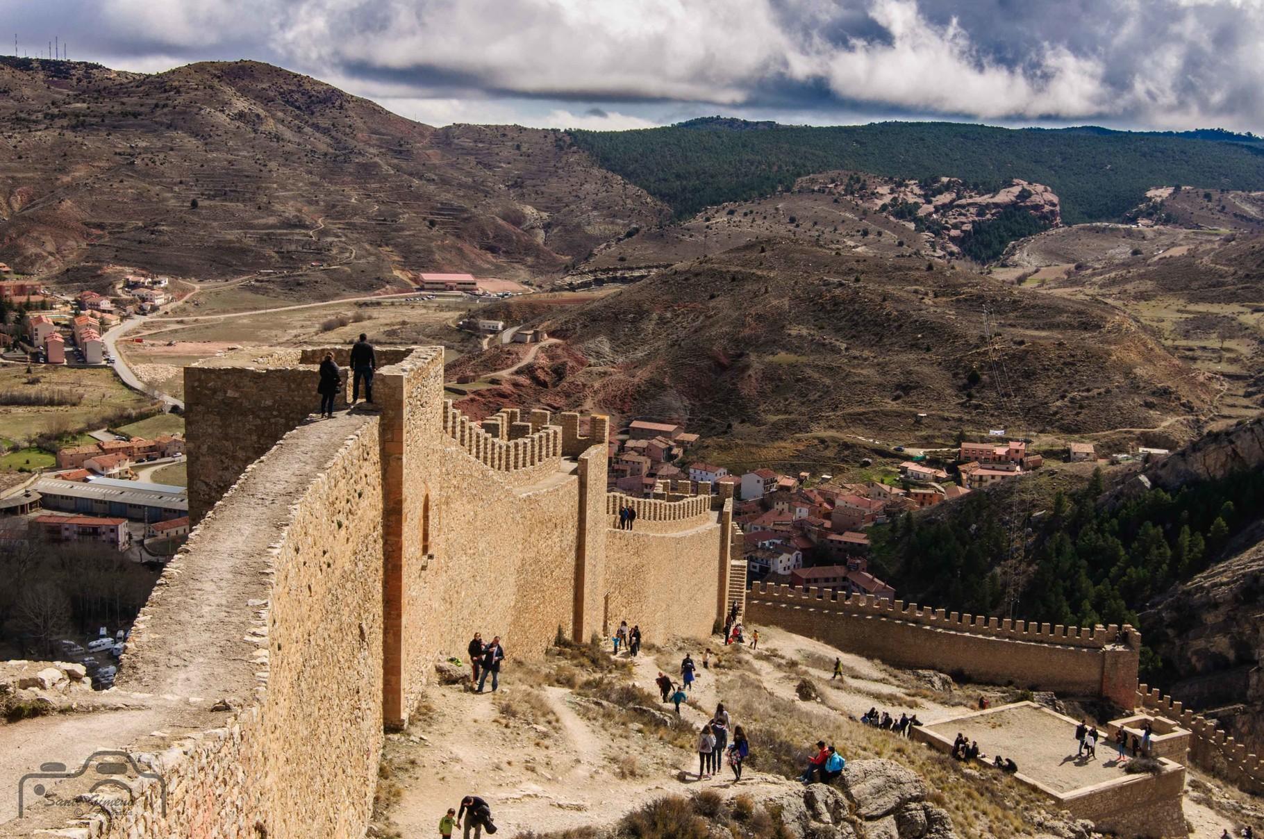 Les muralles d' Albarracin