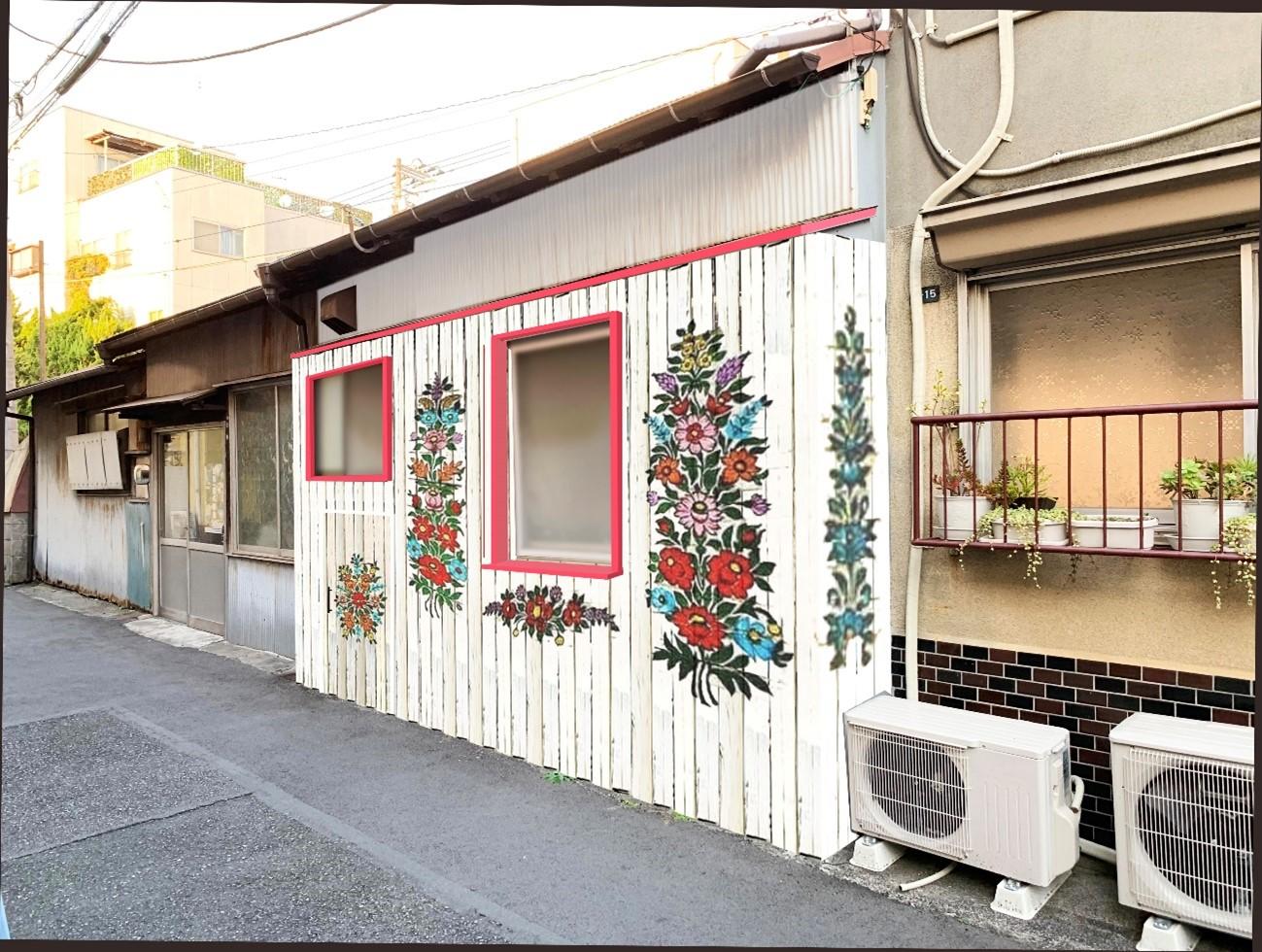 三島市│店舗塗装工事 施工実績