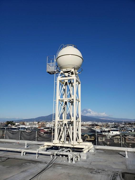 静岡県│貯水槽専用プライマー塗装工事 施工実績