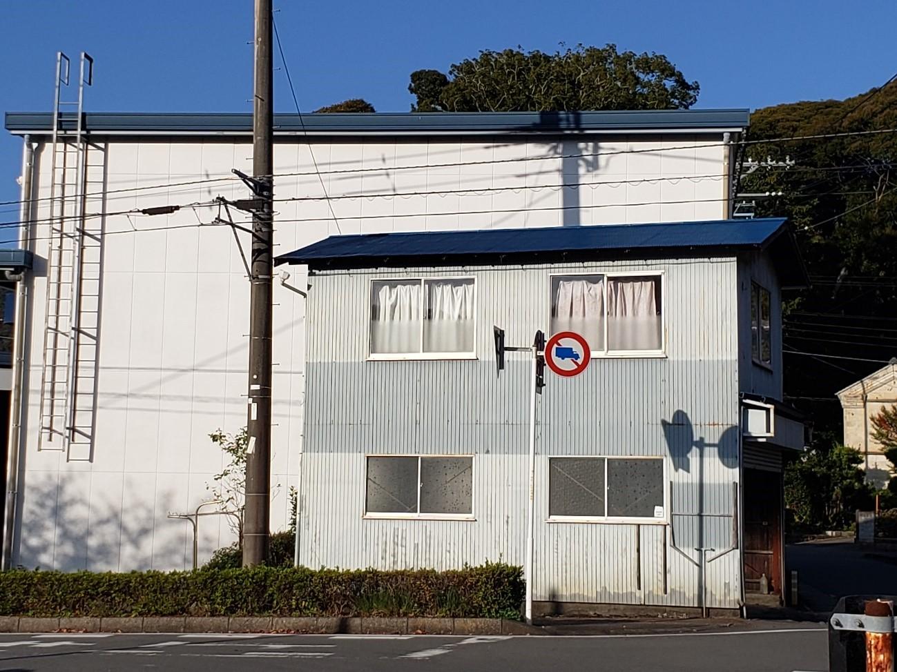伊豆の国市│倉庫塗装 施工実績
