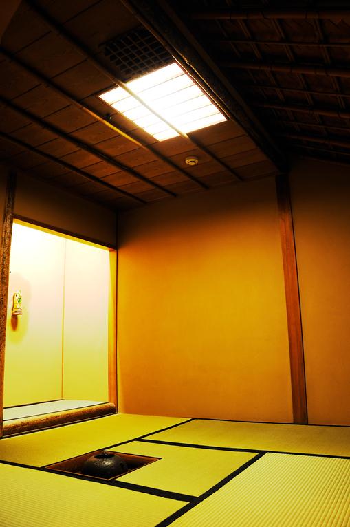 茶室D 四畳半