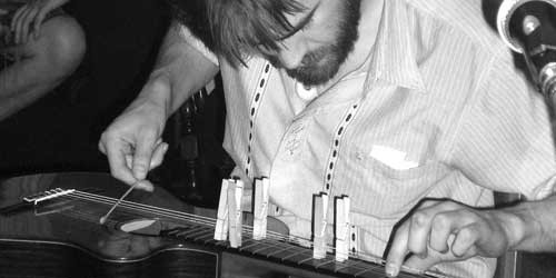 at The Orchestra Pit, London 2007