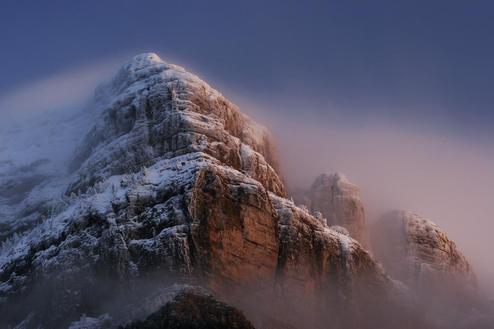 Alpin flow en Oroel. © Manuel Hayas Arcos.