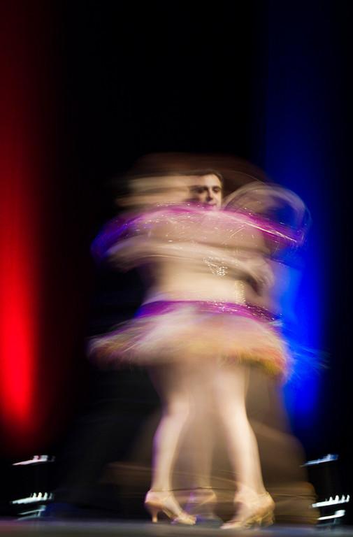 Ballet. © Ismael Gonzalez Piraces.
