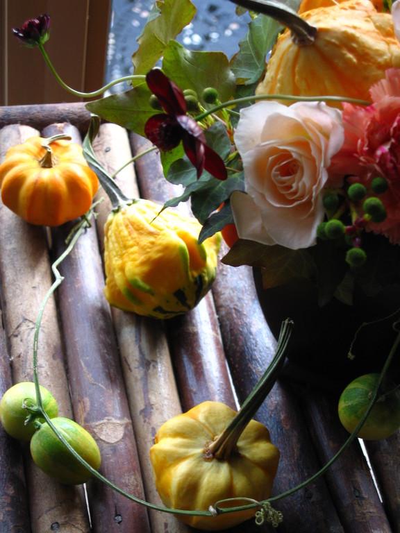 暮らしに潤いを与える花