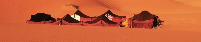 Réveillon au desert en bivouac