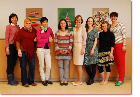 Lehrerinnenteam 2013/2014