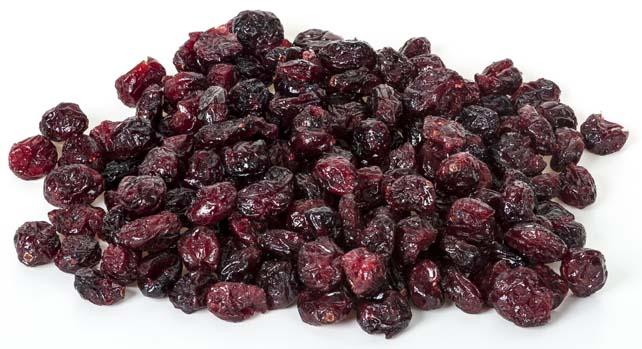 Cranberries BIO ganze und halbe / gezuckert und ungezuckert