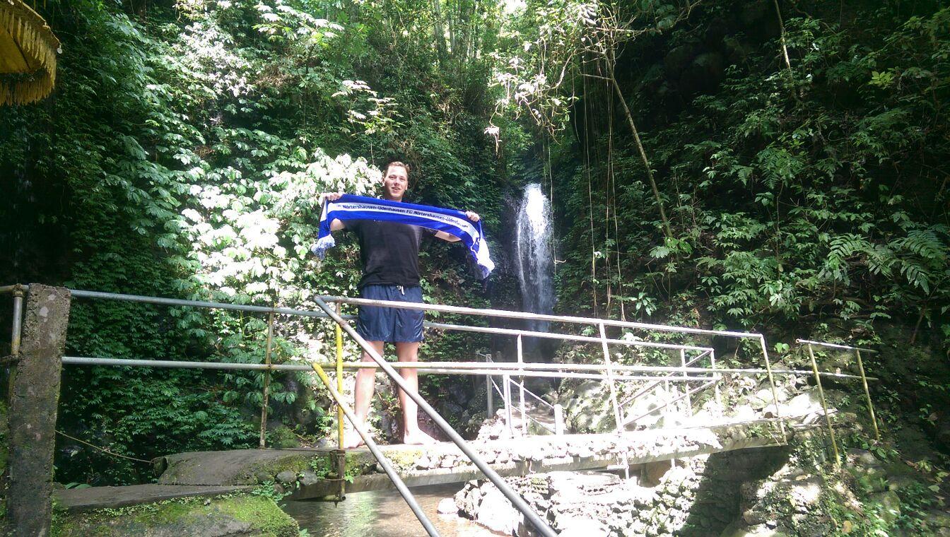 Fangrüße aus dem Dschungel. Bali, Indonesien!