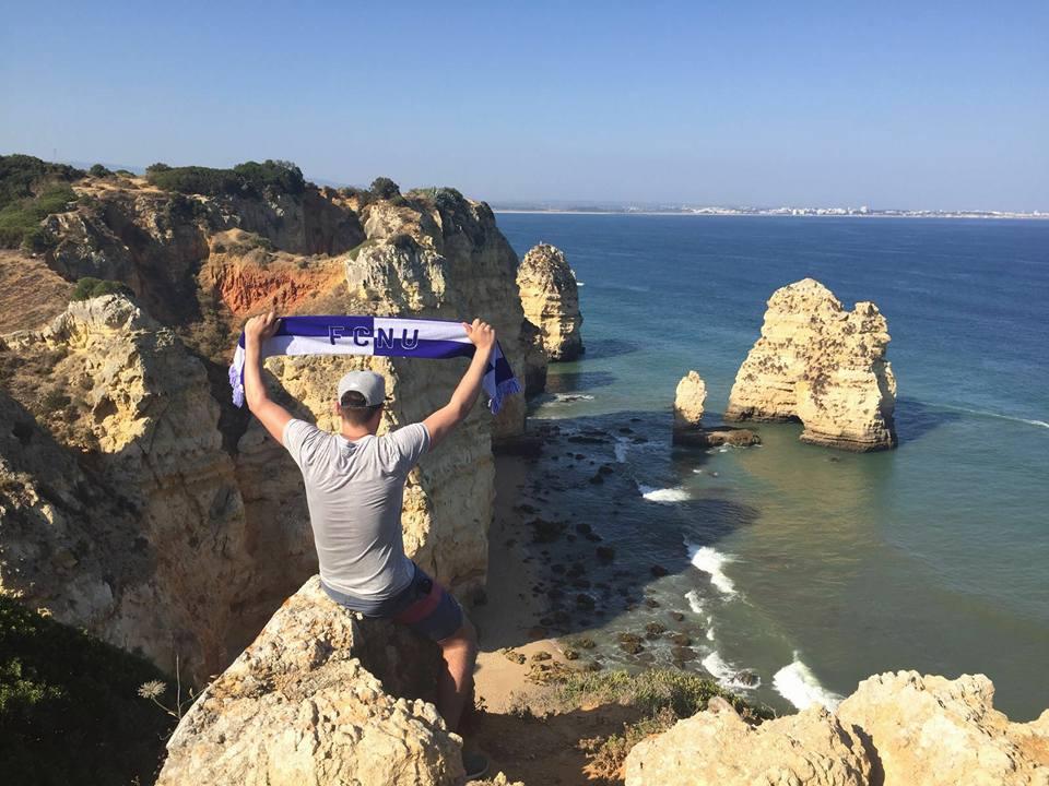 Fangrüße aus dem Land des Europameisters. Lagos, Portugal!