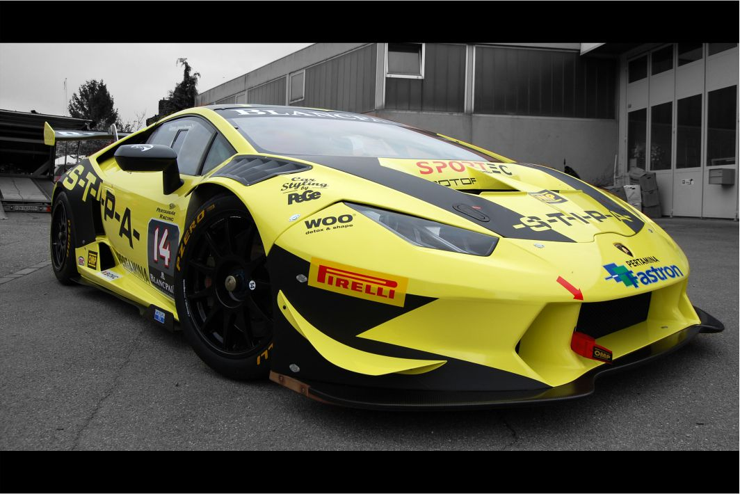 Lamborghini Huracan Folierung Avery Supreme Wrapping Film