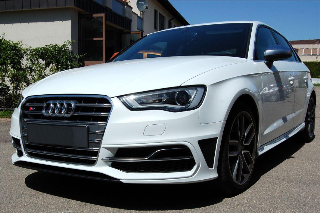 Audi S3 Folierung