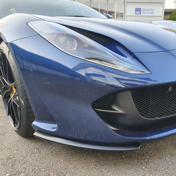 Ferrari Lackschutz Folie