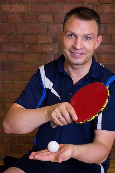 Herbert Neumetzler wird in Zukunft die Geschicke der Tischtennis-Abteilung der SpVg. Arminia 09 Köln leiten.
