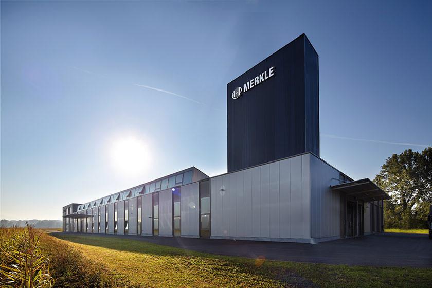 Merkle GmbH Gottenheim I CARRÉ Planungsgesellschaft mbH