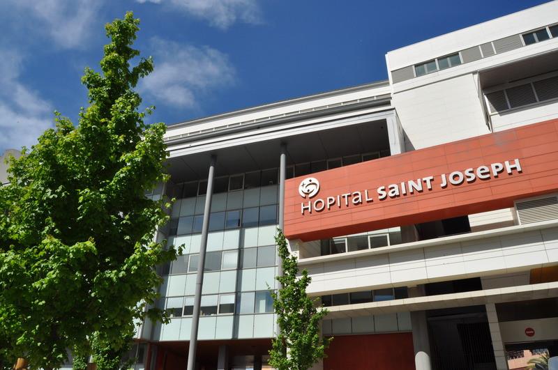 Hôpital Saint Joseph, Marseille